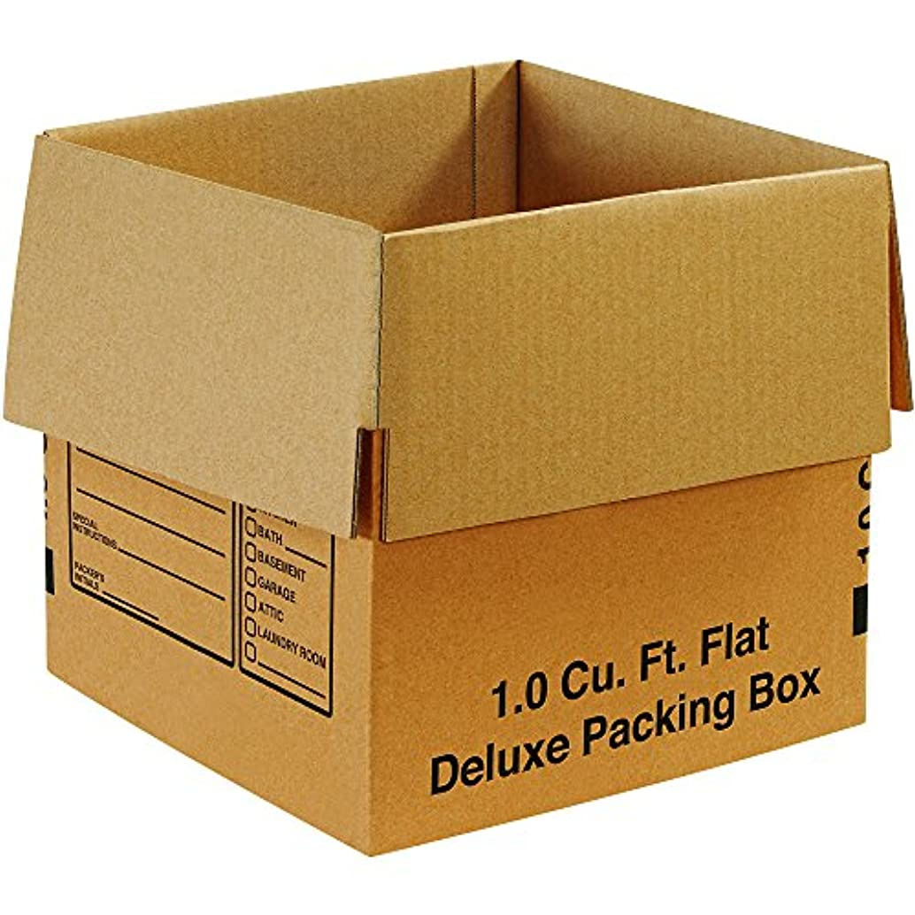 Tape Logic TL121212DPB Deluxe Packing Boxes, 12