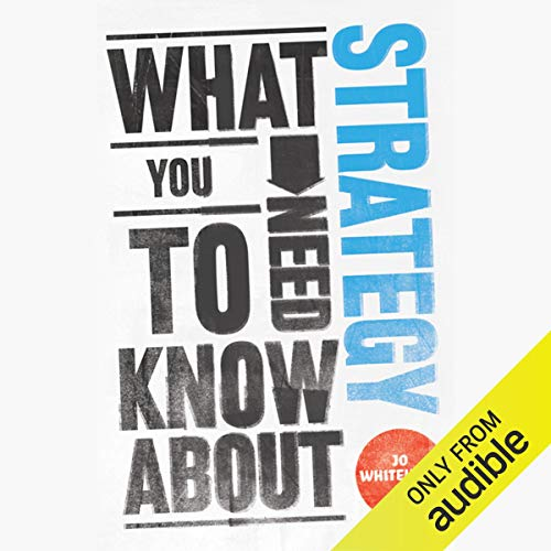 What You Need to Know About Strategy cover art