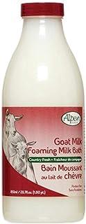 Alpen Secrets Goat Milk Foaming Milk Bath, 850 ml
