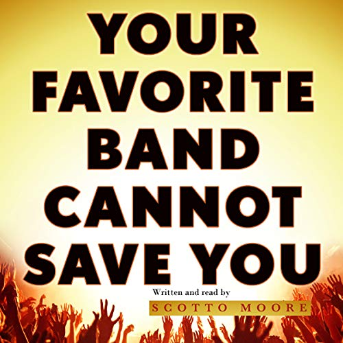 Your Favorite Band Cannot Save You Titelbild