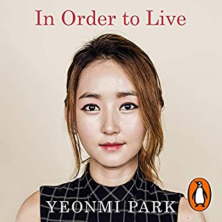 In Order to Live cover art