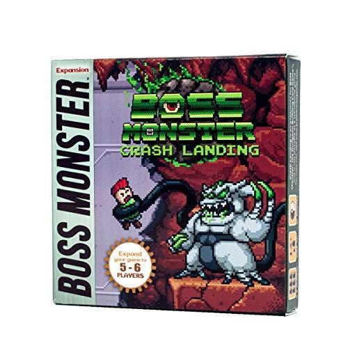Boss Monster Crash Landing Juego de Tablero