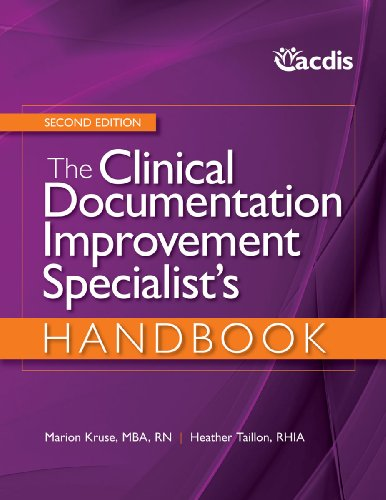 The Clinical Documentation Improvement Specialist's Handbook, Second Edition