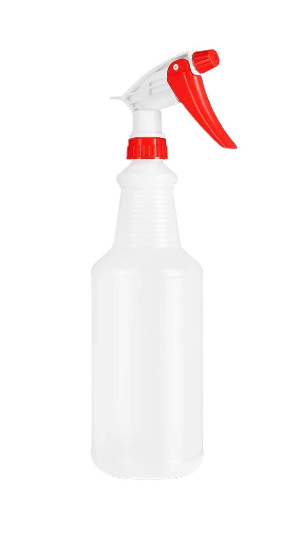 SaFeya Empty Plastic Regular dealer Spray Bottle 32 OFFicial store oz Bottles for Cleani