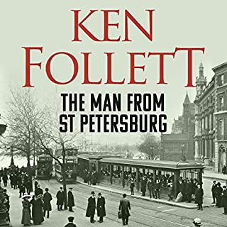 The Man from St Petersburg cover art