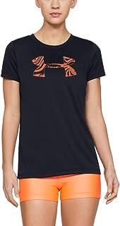Under Armour Womens Tech Ssc Graphic T-Shirt