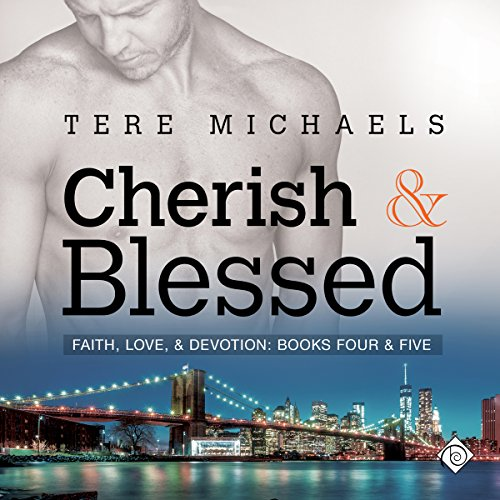 Cherish & Blessed audiobook cover art