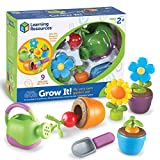 Learning Resources New Sprouts Grow It! Toddler Gardening Set, Outdoor Toys, Pretend Play, Easter...