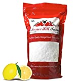 Acide citrique (1KG) 100% pure de qualité alimentaire fine Strass de Anhydre E330 par Hoosier Hill Farm