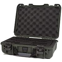 Nanuk 910 Waterproof Hard Case with Insert for DJI Osmo Series (Olive) [並行輸入品]