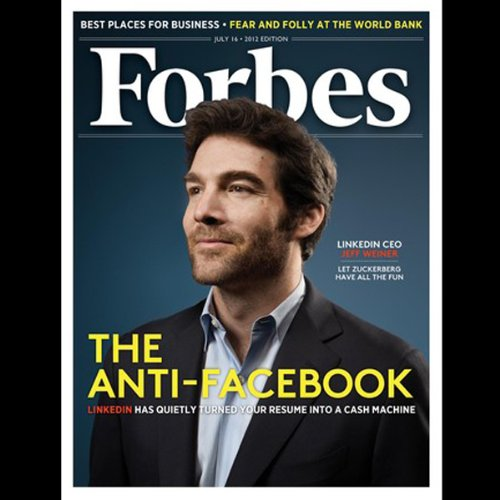 Forbes, July 2, 2012 audiobook cover art