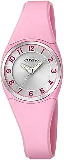 Calypso Reloj Análogo clásico para Unisex de Cuarzo con Correa en Plástico K5726/2