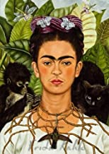 Frida Kahlo Planificador Académico con Citas de Motivación y Inspiración (A5): Planificador y Organizador (2017-2018 Planificador y Calendario (Agosto - Julio)) (Spanish Edition)