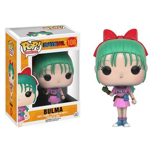 Dragon Ball Z Bulma Pop! Vinyl Figure by Dragon Ball Z