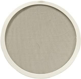 Fan-Tastic Vent K2035-80 Pop 'N Lock Screen - Off White