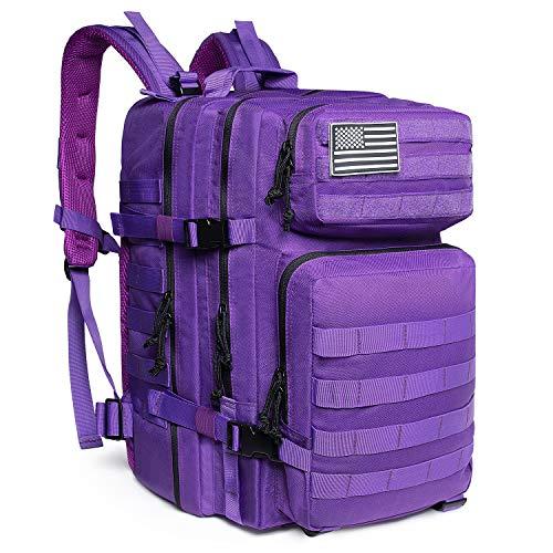 QT&QY 45L Military Tactical Backpacks