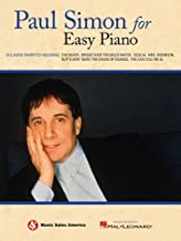 Paul Simon for Easy Piano