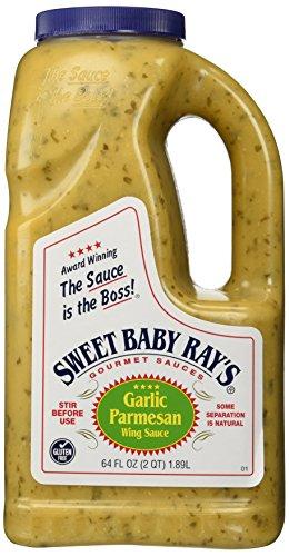 Sweet Baby Rays Garlic Parmesan Wing Sauce - 64 Oz. Jug (1)
