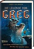 Die Legende von Greg 1: Der krass katastrophale Anfang der ganzen Sache (1)