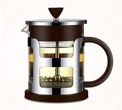Amazon.com: Zurich prensa francesa cafetera eléctrica tamaño ...