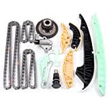 FINDAUTO Engine Timing Kit Chain Kit replacement for 2008-2013 06K109467 Audi A3 Quattro A4 allroad A5 A6 allroad TT vw Beetle 2.0L