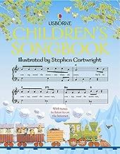 Childrens Songbook (Usborne Activities)