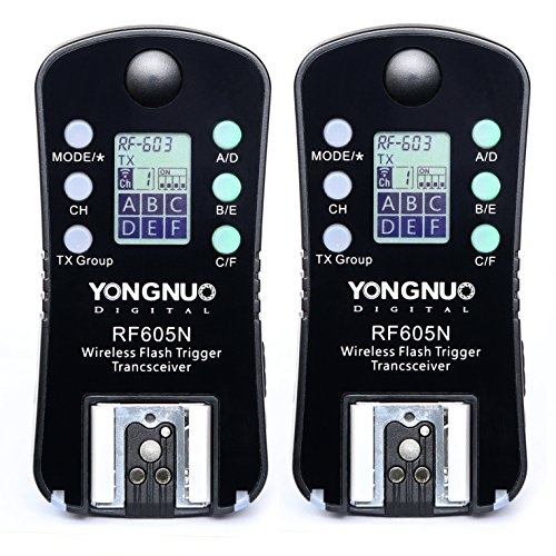 YONGNUO Wireless Flash Trigger & Shutter Release