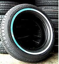 1 new 155-80r13 suretrac touring white wall tire