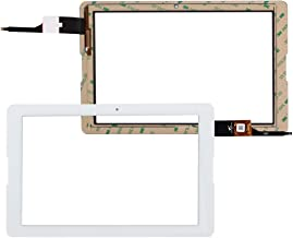 JIN Phone Repair Parts Touch Panel for Acer Iconia One 10 / B3-A20 (Black) (Color : White)