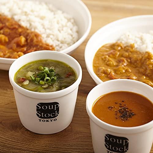 スープストックトーキョー 人気のカレーとスープのセット 180g×8個 ギフト 東京 冷凍 敬老の日 お歳暮 御歳暮 レンジ Soup Stock Tokyo