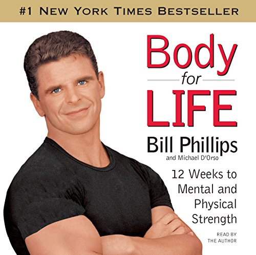 Body for Life audiobook cover art
