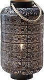 KARE Lámpara de Pie, Sultans Home, Negro, 58 x 39 x 39 cm, 58cm