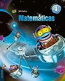 Matemáticas 4º Primaria (Tres Trimestres) (Superpixépolis) - 9788426396181