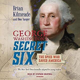 George Washington's Secret Six (Young Readers Adaptation) cover art