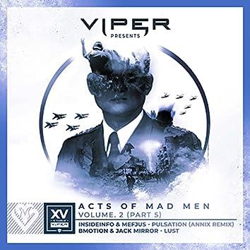 Acts of Mad Men, Vol. 2 (Pt. 5)