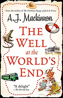The Well at the World's End by [A. J. Mackinnon]