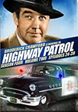 Highway Patrol: Season Four - Volume Two (Episodes 24 - 39) - Amazon.com Exclusive by Broderick Crawford
