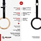 Zoom IMG-1 brank sports annelli crossfit anelli