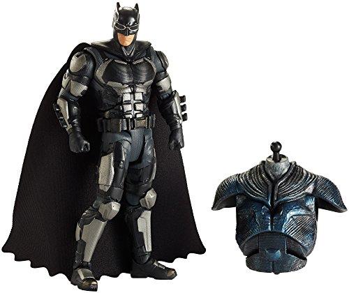 Mattel FHG06 - DC Multiverse Collector-Figur Justice League Movie Batman, 15 cm