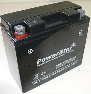 Sealed UT12B-4 YT12B-4 YT12B-BS Battery for Yamaha YZF-R1 R6 XVS650 V-Star