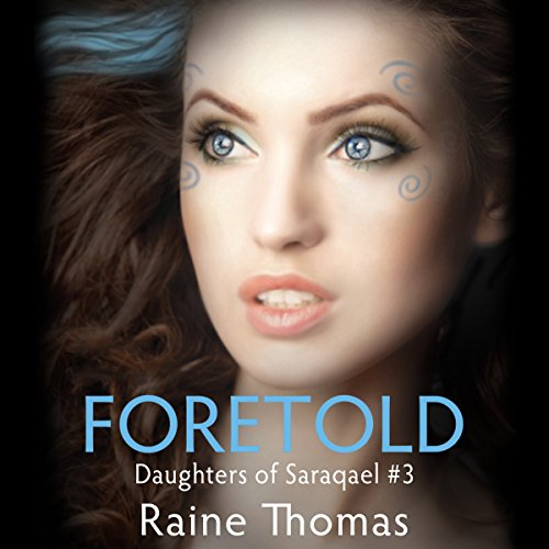Foretold audiobook cover art