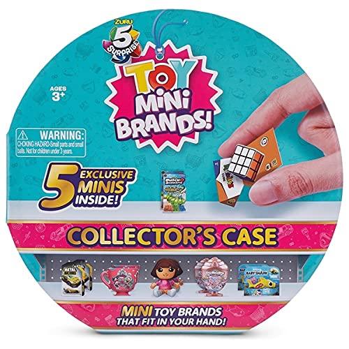 ZURU 5 SURPRISE- Toy Mini Brands Collector