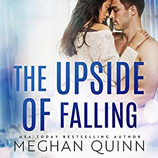 The Upside of Falling audiobook cover art