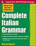 Complete Italian Grammar (Practice Makes Perfect) (Italian Edition) (Paperback)