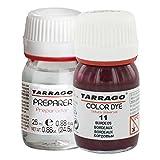 Tarrago | Self Shine Color Dye 25 ml | Tintura Autobrillante para Zapatos y Accesorios |...