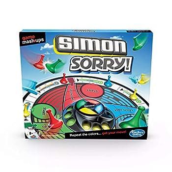 Game Mashups Simon Sorry! Game