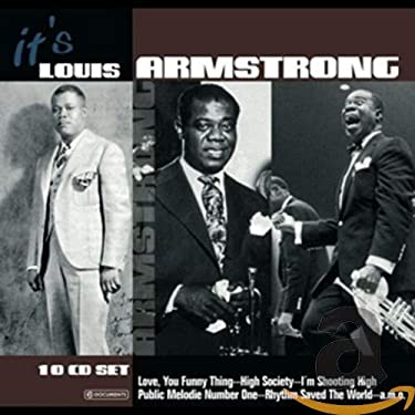 It's Louis Armstrong