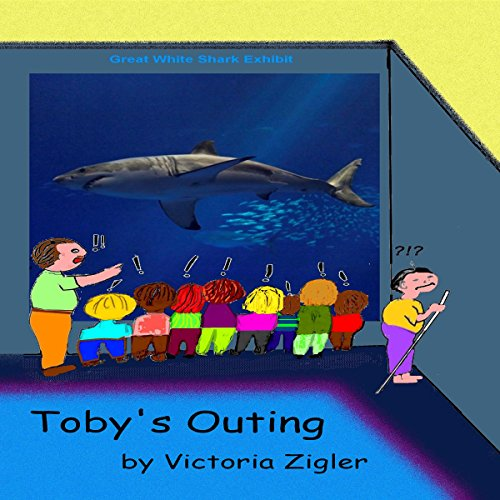 Toby's Outing audiobook cover art