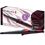 Remington Silk CI96W1 - Rizador de pelo, Pinza de 13 a 25 mm