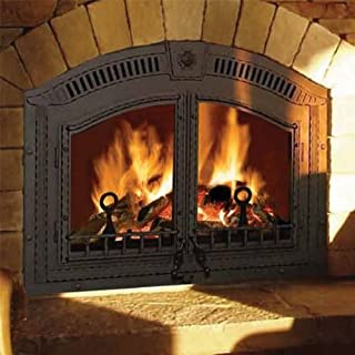 NZ6000 Napoleon High Country Woodburning Fireplace - Must Order Front and Door to complete unit